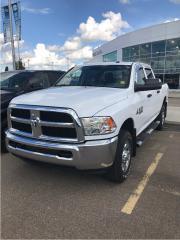 Used 2015 RAM 3500 ST, SXT APPEARANCE PKG, DIESEL, SKID PLATES. for sale in Fort Saskatchewan, AB