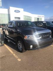 Used 2017 RAM 1500 LARAMIE LIMITED, SUNROOF, PREFERRED PKG,NAV for sale in Fort Saskatchewan, AB