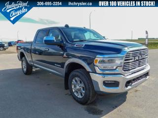 Used 2019 RAM 3500 New Laramie 4x4 | Leather | Diesel | Bluetooth for sale in Indian Head, SK