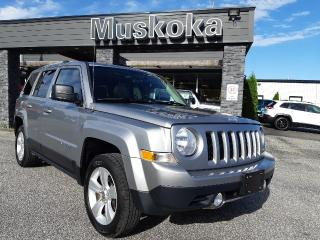 Used 2014 Jeep Patriot LIMITED for sale in Bracebridge, ON