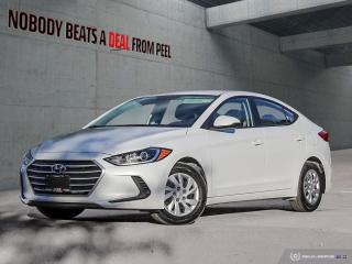 Used 2017 Hyundai Elantra SE*New Brakes*No Accidents*Clean* for sale in Mississauga, ON