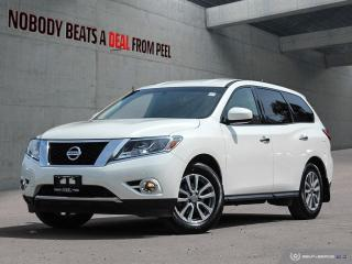Used 2016 Nissan Pathfinder S*New Brakes*Push Button*Keyless*Clean for sale in Mississauga, ON
