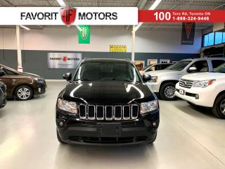 Used 2013 Jeep Compass NORTH *CERTIFIED!* |SUNROOF|ALLOYS|4X4| for sale in North York, ON
