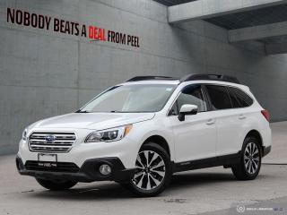 Used 2017 Subaru Outback 2.5i Limited*Harmankardon*Moonroof*Reversecam* for sale in Mississauga, ON