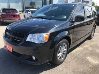 Used 2013 Dodge Grand Caravan R/T w/Leather, Navi, DVD, Remote Start, Backup Cam for sale in Hamilton, ON