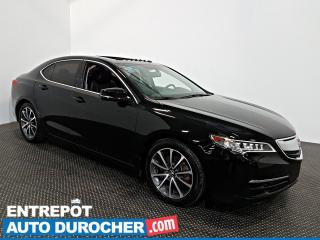 Used 2015 Acura TLX V6 AWD Automatique - A/C - Toit Ouvrant - Cuir for sale in Laval, QC