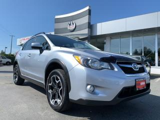 Used 2015 Subaru XV Crosstrek Touring Manual AWD ONLY 83KM for sale in Langley, BC