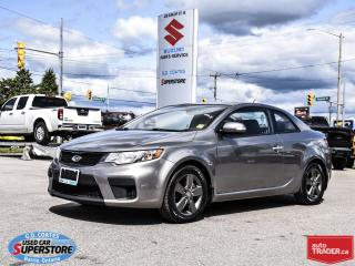 Used 2010 Kia Forte Koup EX for sale in Barrie, ON