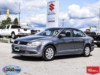 Used 2014 Volkswagen Jetta Sedan Trendline+ for sale in Barrie, ON