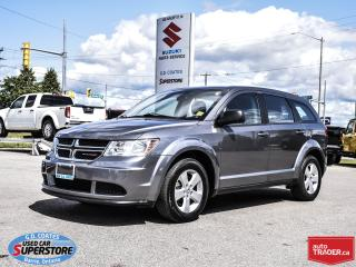 Used 2013 Dodge Journey SE for sale in Barrie, ON