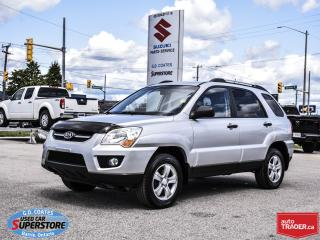 Used 2009 Kia Sportage LX AWD ~2.7L V6 for sale in Barrie, ON