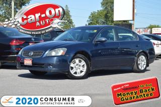 Used 2005 Nissan Altima A/C PWR GRP CRUISE LOADED for sale in Ottawa, ON