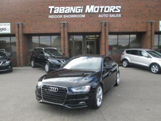 Used 2015 Audi A4 PROGRESSIVE PLUS | NAVIGATION | S-LINE W/SPORT | REAR CAM | for sale in Mississauga, ON