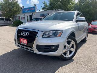 Used 2010 Audi Q5 quattro 4dr 3.2L Premium * ONE OWNER * for sale in Brampton, ON