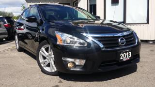 Used 2013 Nissan Altima 3.5 SL - LEATHER! SUNROOF! BACK-UP CAM! for sale in Kitchener, ON