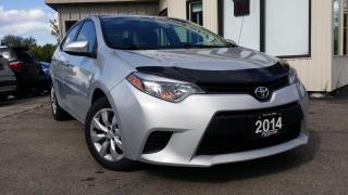 Used 2014 Toyota Corolla LE - BACK-UP CAMERA! HEATED SEATS! for sale in Kitchener, ON