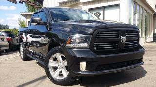 Used 2016 RAM 1500 SPORT QUAD CAB 4WD for sale in Kitchener, ON