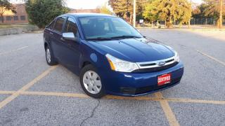 Used 2009 Ford Focus 4DR SDN SE for sale in Mississauga, ON