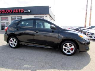 Used 2013 Toyota Matrix HATCHBACK AUTOMATIC ALLOYS CERTIFIED for sale in Milton, ON