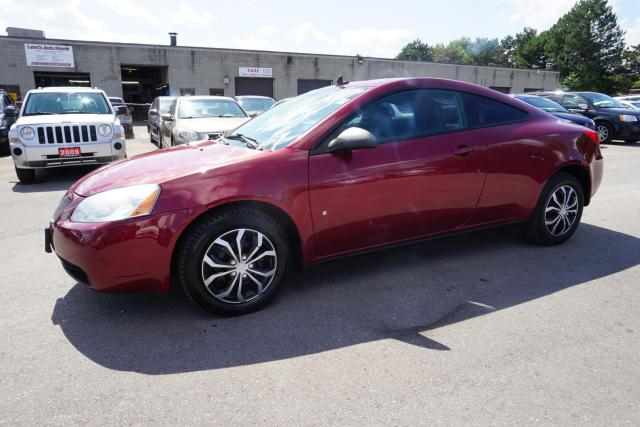 2008 Pontiac G6 GT COUPE CERTIFIED 2YR WARRANTY *SERVICE RECORDS* SUNROOF R.S.ENGINE CRUISE AUX CERTIFIED 2YR WARRANTY *SERVICE RECORDS* SUNROOF R.S.ENGINE CRUISE AUX