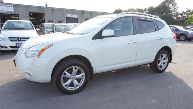 2010 Nissan Rogue S AWD CERTIFIED 2YR WARRANTY *FREE ACCIDENT* ALLOYS CRUISE HEATED SEATS AUX