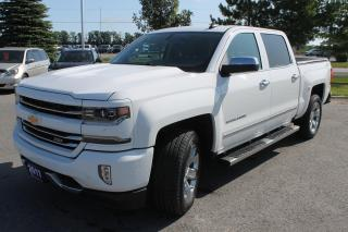 Used 2017 Chevrolet Silverado 1500 LTZ for sale in Carleton Place, ON
