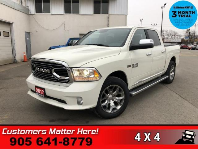 2017 RAM 1500 Limited  LTD LEATH ROOF NAV CREW CAM TOW