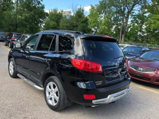 Used 2009 Hyundai Santa Fe Limited AWD 2009 Hyundai Santa Fe Limited AWD for sale in Brampton, ON