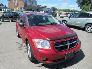 Used 2007 Dodge Caliber 2007 Dodge Caliber - 4dr HB SXT FWD for sale in Toronto, ON