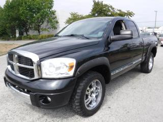 Used 2007 Dodge Ram 1500 Sport Quad Cab 4WD for sale in Burnaby, BC