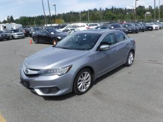 Used 2016 Acura ILX 8-Spd AT w/ Premium Package for sale in Burnaby, BC