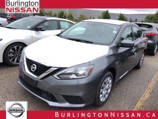 Used 2019 Nissan Sentra 1.8 SV for sale in Burlington, ON