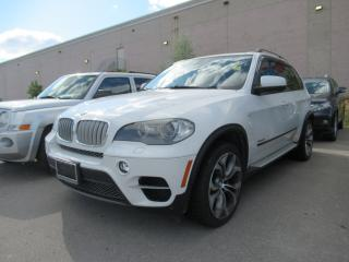 Used 2011 BMW X5 xDrive50i, NAVIGATION, SUNROOF for sale in Brampton, ON