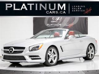 Used 2013 Mercedes-Benz SL 550 AMG SPORT, NAVI, PANO, CAM, HEATED for sale in Toronto, ON