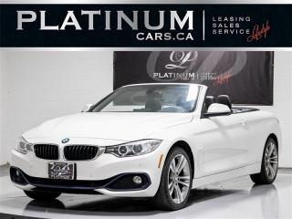 Used 2015 BMW 428i xDrive, AWD,M-SPORT PKG,NAVI,CAM,CONVERTIBLE for sale in Toronto, ON