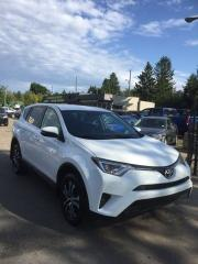 Used 2016 Toyota RAV4 LE for sale in Edmonton, AB
