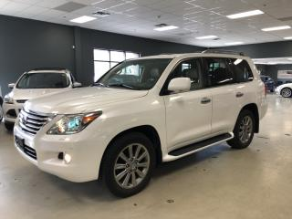 Used 2009 Lexus LX 570 ULTRA PREMIUM*NAVIGATION*DVD*LOW KM*MUST SEE* for sale in North York, ON