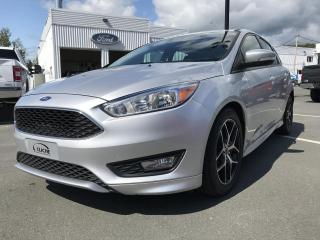 Used 2016 Ford Focus SE HAYON 5 PORTES, VOLANT CHAUFF. for sale in Vallée-Jonction, QC