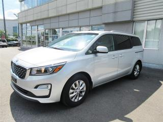Used 2019 Kia Sedona LX+/Demo/Camera/Heated seats/Power driver seat/Bluetooth/Power side doors and tailgate for sale in Mississauga, ON
