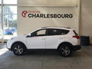 Used 2015 Toyota RAV4 XLE AWD for sale in Québec, QC