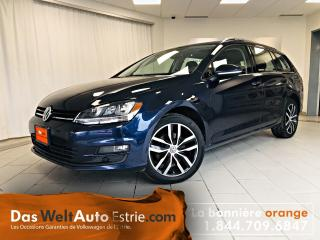 Used 2015 Volkswagen Golf 2.0 TDI Highline, Cuir, Toit, Automatique for sale in Sherbrooke, QC
