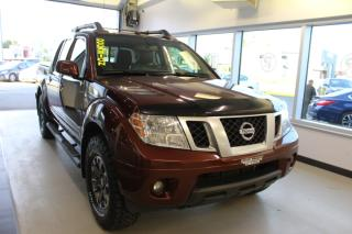 Used 2016 Nissan Frontier PRO-4X CREW CAB 4X4 GPS CUIR TOITCAMÉRA for sale in Lévis, QC