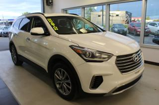 Used 2017 Hyundai Santa Fe XL AWD PREMIUM CAMÉRA MAIN LIBRE for sale in Lévis, QC