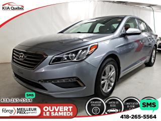 Used 2015 Hyundai Sonata GLS* CAMERA* SIEGES CHAUFFANTS* BIZONE* for sale in Québec, QC