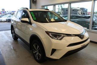 Used 2018 Toyota RAV4 LE TA CAMÉRA MAIN LIBRE for sale in Lévis, QC