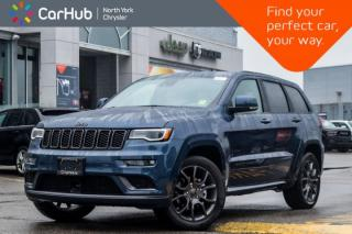 Used 2020 Jeep Grand Cherokee Overland|New Car|4x4|Bluetooth|GPS|Backup.Cam|SiriusXM| for sale in Thornhill, ON
