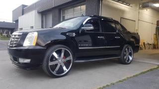 Used 2007 Cadillac Escalade EXT,awd,crew cab for sale in Drummondville, QC
