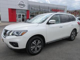 Used 2017 Nissan Pathfinder SL for sale in Peterborough, ON