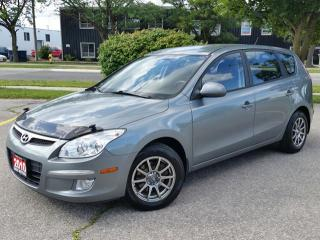 Used 2010 Hyundai Elantra Touring GL for sale in Cambridge, ON