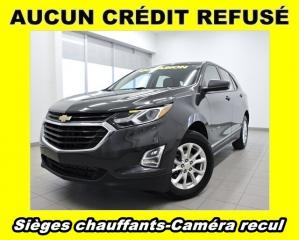 Used 2018 Chevrolet Equinox AWD LS *SIEGES CHAUFF* WI-FI *CAMERA RECUL* PROMO for sale in St-Jérôme, QC